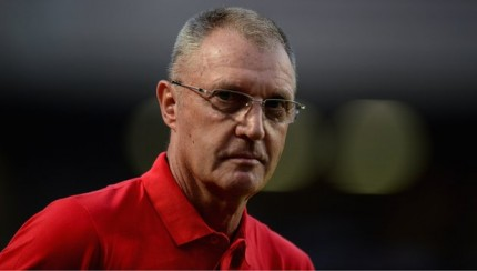 Ruud Krol is new coach of Esperance