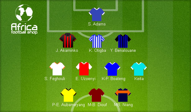 AFS Team of the Week #2