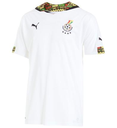 Ghana Home  2014 Front
