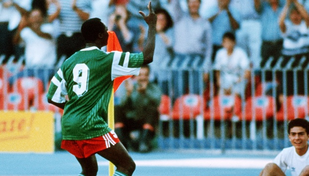 Milla 1990 | Taking Cameroon to new heights