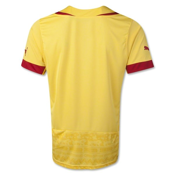 new style 9ccc8 cdee1 Cameroon Away Jersey