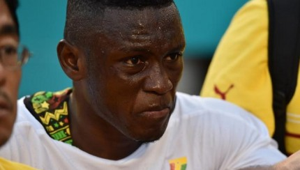 Majeed Waris is a fitness doubt for the World Cup