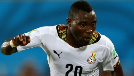 Will Asamoah finally get the chance to play in his favoured position