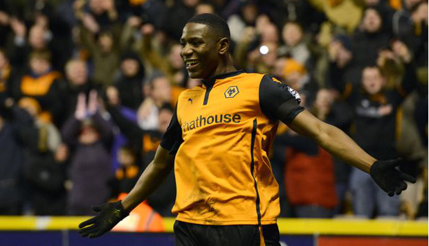 Afobe now has 13 goals in 20 games for Wolves, and 32nd of the season.