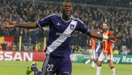 Chancel Mbemba.
