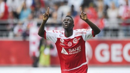 Hamari Traore scores winner against Marseille.