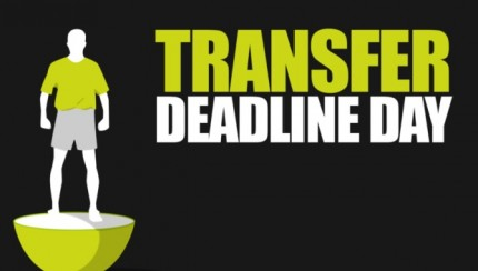 Transfer deadline Jan 2016