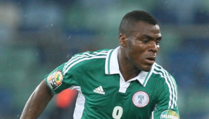 Will Emenike have some joy against Argentina Defence?